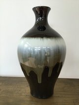 Multi-Colored Pottery Vase in Kingwood, Texas