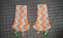 Reversible Tula Suck Pads / Dribble Pads - (Can Be Made To Order) in Camp Lejeune, North Carolina
