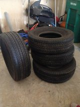 4 tires for $175 in Fort Drum, New York