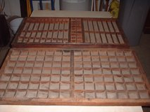 Vintage Printer's Case Drawer Tray in Fort Leonard Wood, Missouri