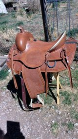 Beautiful Saddle in Alamogordo, New Mexico