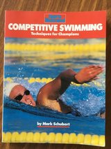 Sports Illustrated Competitive Swimming Techniques for Champions in Plainfield, Illinois