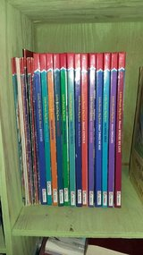 13 FISHER PRICE/LITTLE PEOPLE BIG BOOK SERIES W ACTIVITY BOOKS VERY NICE in Valdosta, Georgia
