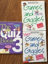 Three American Girl Library Books in Plainfield, Illinois