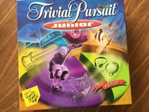 Trivial Pursuit Junior 5th Edition in Plainfield, Illinois
