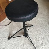 Instrument practice stool in Lockport, Illinois