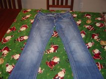 Juniors size 5 bootcut Soundgirl denim jeans in Fort Riley, Kansas