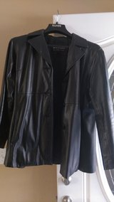 Leather Coat in Fort Leonard Wood, Missouri