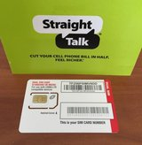 Straight Talk SIMCARDS in Moody AFB, Georgia