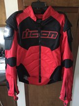 MOTORCYCLE JACKET with winter lining in Fort Leonard Wood, Missouri