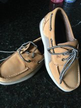 Boys Sperry  Top/sider shoes size 4 medium in Fort Carson, Colorado