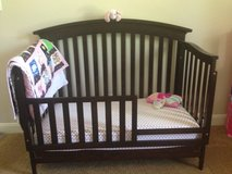 REDUCED 2 Convertible cribs with toddler rails in Kingwood, Texas
