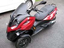 2009 Piaggio Gilera MP3 500 Vespa in Fort Drum, New York