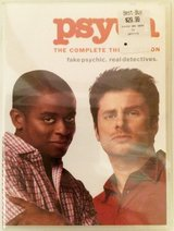 Psych: Season 3  New Sealed DVD Series in Naperville, Illinois