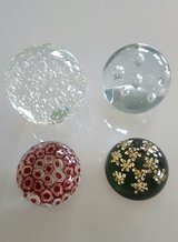 PAPERWEIGHT LOT 4 pcs in Ramstein, Germany
