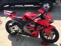 2006 cbr 600 in Warner Robins, Georgia