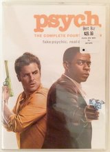 Psych: Season 4  New Sealed DVD Series in Naperville, Illinois
