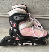Girls Adjustable Roller Blades-Sizes1-4 in Naperville, Illinois