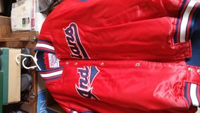 2x Cleveland Indians Starter jacket, quilted satin in Alamogordo, New Mexico