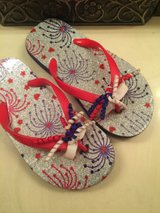 girl flip flops (size12-13) in Kingwood, Texas