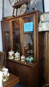 China cabinet hutch in Fort Leonard Wood, Missouri
