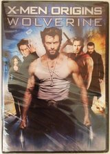 X-Men Origins: Wolverine (Single-Disc Edition)  New Sealed in Naperville, Illinois