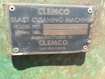 Clemco Sand Blaster Pot. in Conroe, Texas