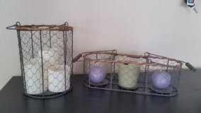Candle holders in Conroe, Texas
