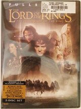The Lord of the Rings: The Fellowship of the Ring (Two-Disc Edition) Brand New in Yorkville, Illinois