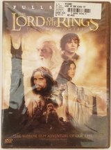 The Lord Of the Rings: The Two Towers DVD Brand New in Plainfield, Illinois