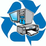 Recycle Computers Electronics E-Waste in Aurora, Illinois