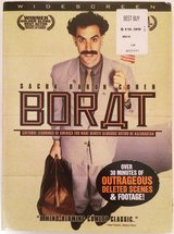 Borat: Cultural Learnings of America for Make Benefit Glorious Nation of Kazakhstan DVD in Glendale Heights, Illinois