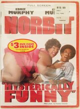 Norbit - Eddie Murphy  New Sealed DVD in Plainfield, Illinois