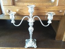 3 lights Candle holder Candelabra in Fort Campbell, Kentucky