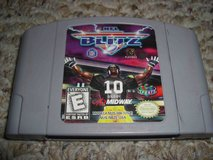 Nintendo 64 NFL BLITS in Clarksville, Tennessee