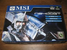MSI N9400GT-MD512 Graphics Card New in Houston, Texas