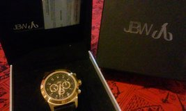JBW, 18Kt Gold, Diamond accented Watch... in Yucca Valley, California