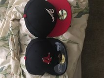Brand new 59fifty fitted hats in Fort Irwin, California