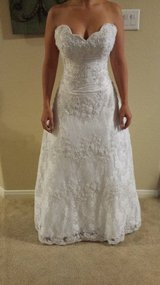 NEW Alfred Angelo 801 with corset Wedding Dress Size 4 ~REDUCED AGAIN~ in Houston, Texas