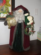"ADORABLE 'SANTA CLAUS"" OVER 2FT TALL in Camp Lejeune, North Carolina"