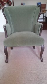 Vintage Wingback Chair NEW UPHOLSTERY Circa 1940's in Alvin, Texas