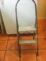 Step stool in Barstow, California