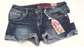 Jeans Shorts size 11 (new) in Ramstein, Germany