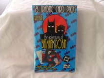 1996 the adventures of batman & robin sealed box. in Travis AFB, California