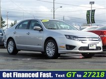 2011 Ford Fusion Hybrid 1 Owner 40+ MPG in Fort Lewis, Washington