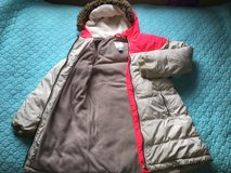 Old Navy / long Winter coat/ little girls/ size M -8/ easy wash and dry in Schaumburg, Illinois