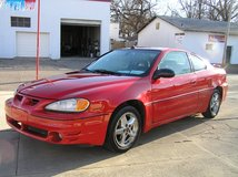 03 Pontiac Grand AM GT Sunroof NEW TIRES in Fort Riley, Kansas