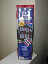 """NEVER OPENED PACK OF DECORATIVE SHUTTER COVERS """"JULY 4TH"""" in Camp Lejeune, North Carolina"""