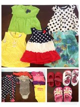 Baby girl clothes and shoes in Fort Irwin, California