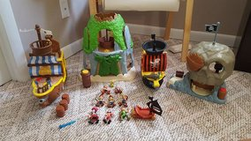 Jake and The Neverland Pirates in Beaufort, South Carolina
